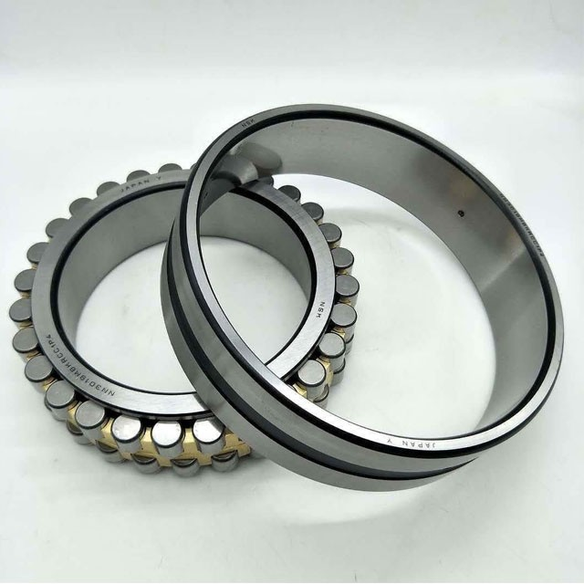 39,688 mm x 80,167 mm x 25,4 mm  Timken 26880/26830 tapered roller bearings