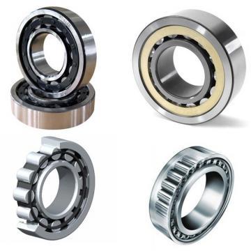 105 mm x 225 mm x 49 mm  NSK QJ 321 angular contact ball bearings