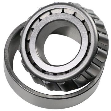 12,7 mm x 40 mm x 19,05 mm  Timken RA008RR deep groove ball bearings