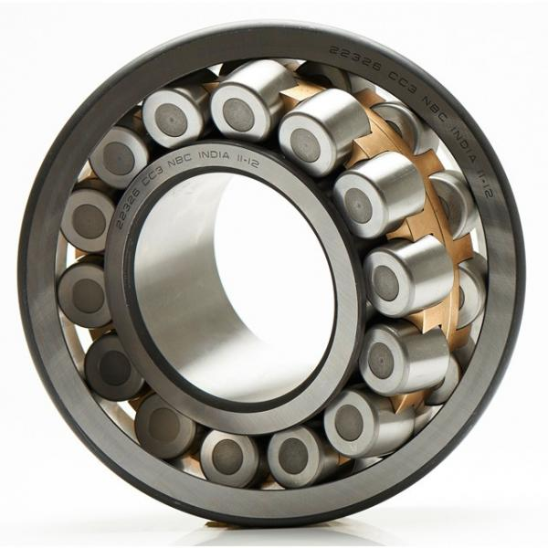 180 mm x 380 mm x 126 mm  ISO NJ2336 cylindrical roller bearings #1 image