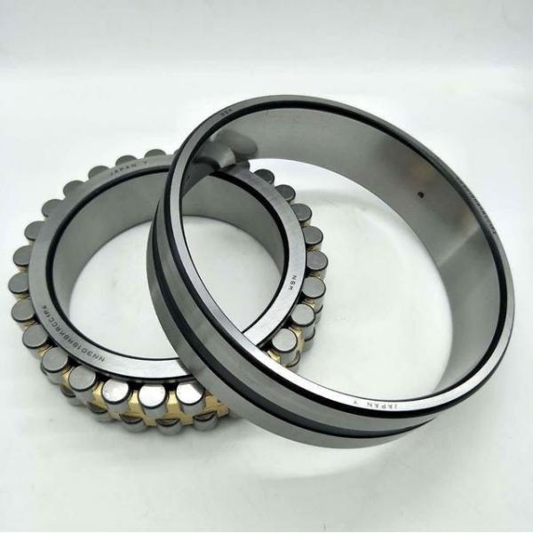 105 mm x 225 mm x 49 mm  NSK QJ 321 angular contact ball bearings #1 image