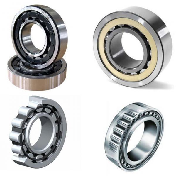105 mm x 225 mm x 49 mm  NSK QJ 321 angular contact ball bearings #2 image