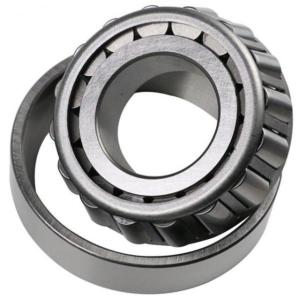 42 mm x 80 mm x 36 mm  NSK 42BWD13 angular contact ball bearings #1 image
